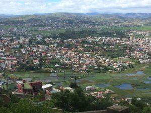 Madagascar       Antananarivo, une biorégion?