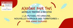 5 juin 2019                 ACADEMIE POUR TOUS Chaire ETI- Panthéon-Sorbonne– Les canaux